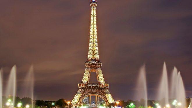 PARIZ - GRAD SVETLOSTI