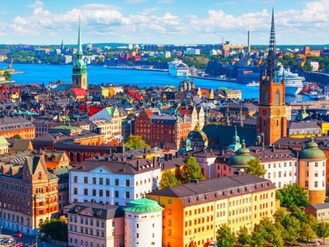 Skandinavija, 14 dana