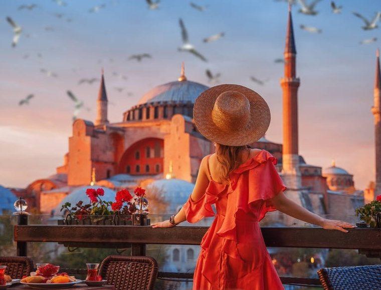 Istanbul, Uskrs 2020