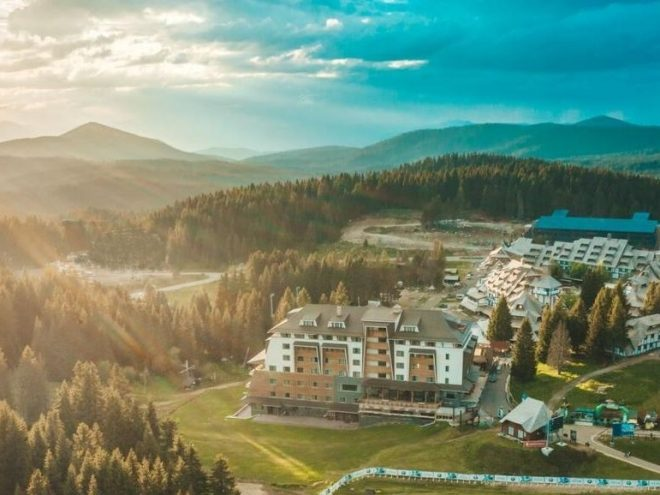 Gorski Hotel & Spa****- Kopaonik