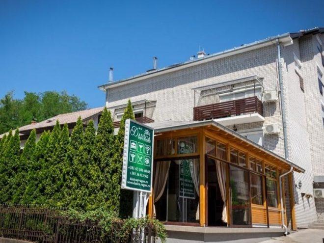 Hotel Danica- Vrnjačka Banja