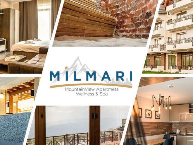 MARK APARTMENT P64 (Milmari resort)- Kopaonik