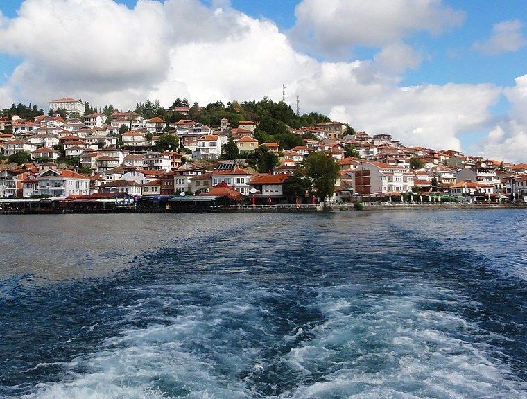 Ohrid -Makedonija leto 2021