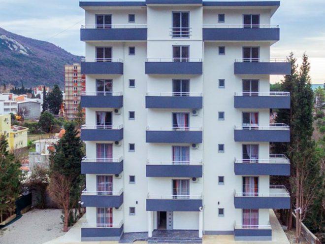 Studio apartmani Solaris 4* Čanj
