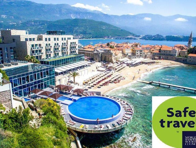 Avala resort & villas 4*- Budva leto 2021.