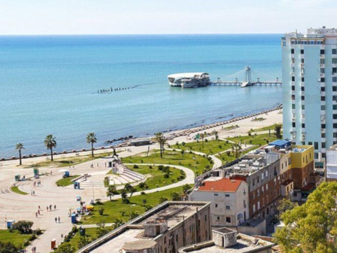 Drač -Albanija leto 2021