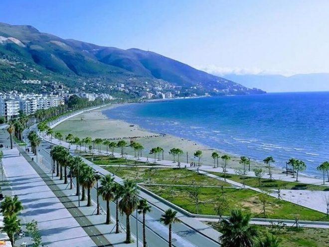 Valona -Albanija leto 2021.