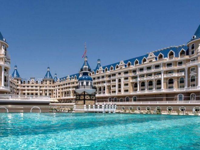 Hotel Haydarpasha Palace 5* -Alanja 2021.